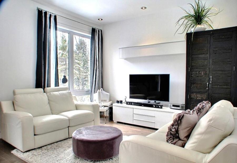 Nos r alisations zone aktu l - Deco petit salon moderne ...