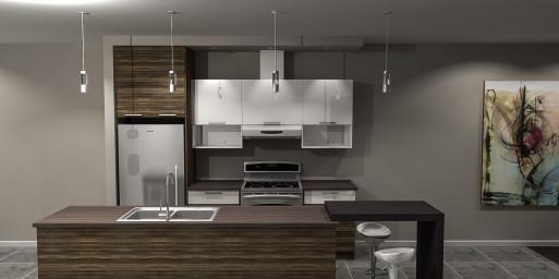 3D _5-Cuisine centre-Zone AkTuL