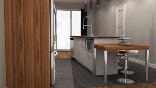 3D#3 Cuisine DROITE-Zone AcTu-L Duplex 1