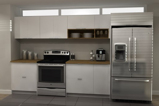 3D#2 Cuisine Maison urbaine#1 Zone AkTu-L