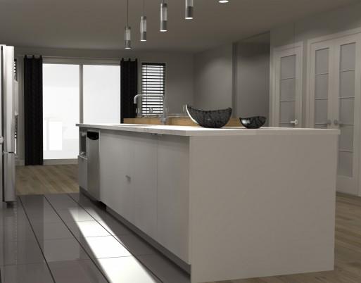 3D#3 Cuisine Maison urbaine#1 Zone AkTu-L